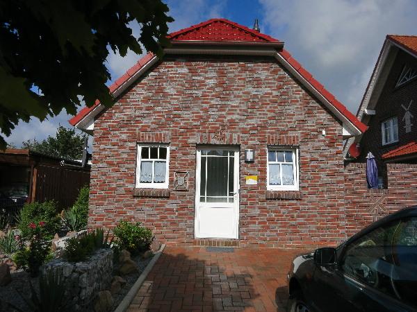 Ferienhaus Ganscha an der Nordsee - im Herzen Ostfrieslands